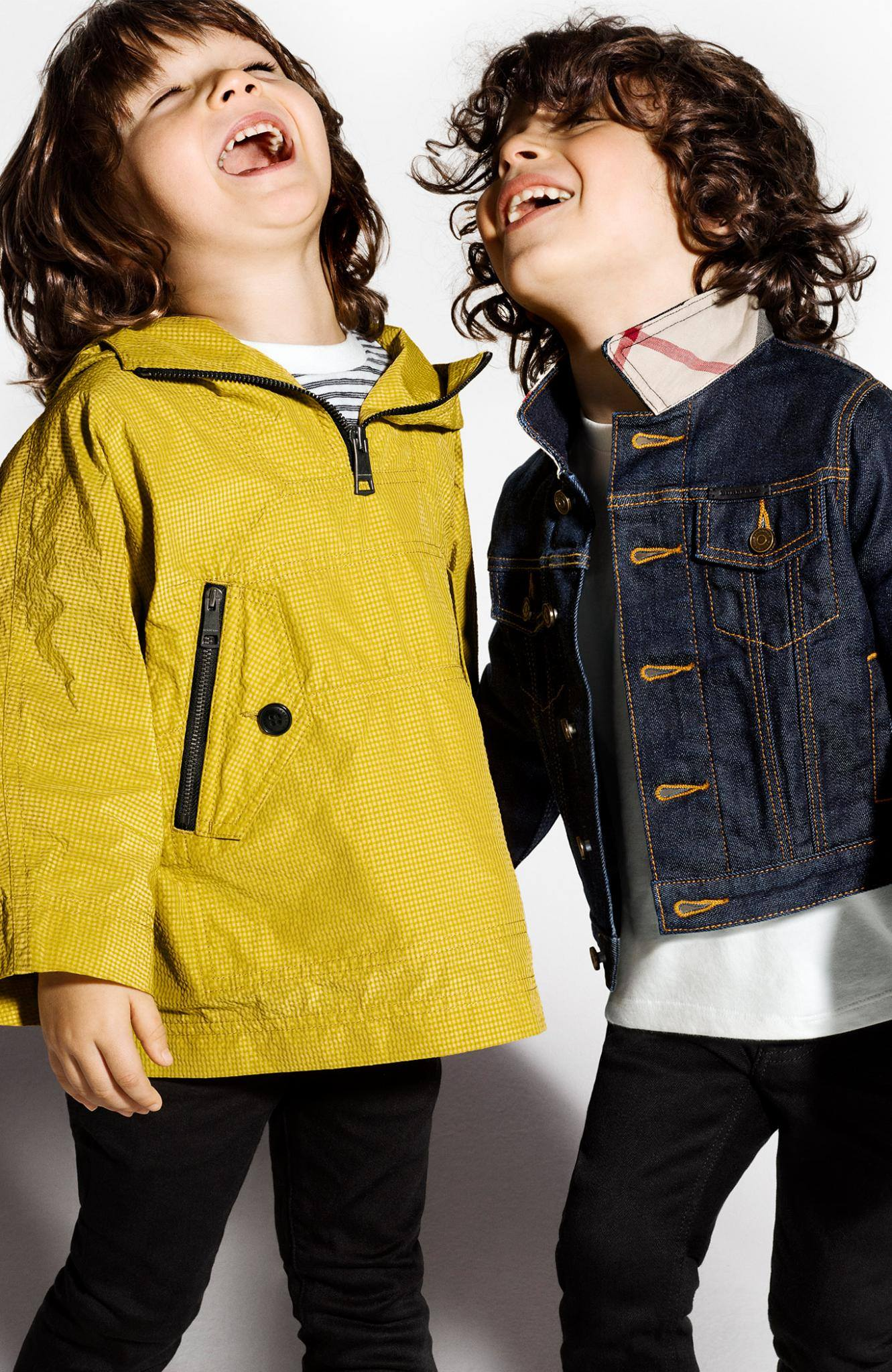 Showerproof coats and classic denim jackets\u2026. \u2013 My Fashion World